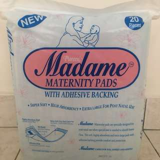 Pureen Madame maternity pad