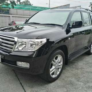 Toyota Land Cruiser VX200 Thai