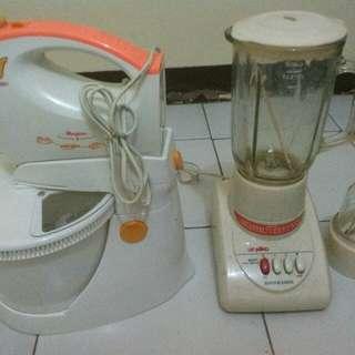 Mixer maspion & Blender
