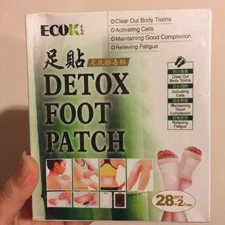 Detox foot patch - Japan technology