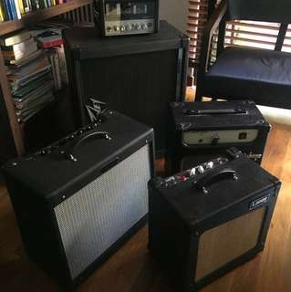 Great sounding tube amps
