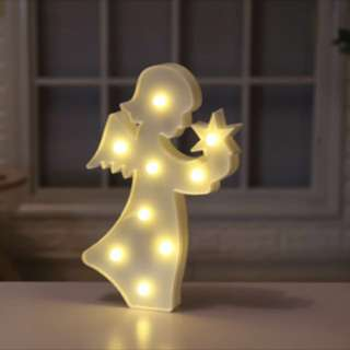 Fairy Make A Wish Angel LED Light