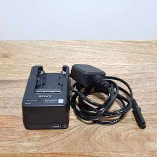 Sony Battery Charger, BC-QM1