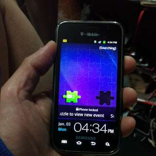Samsung Galaxy s t mobile  T959v  4G Lte   (read & see my carousell information other mobile)