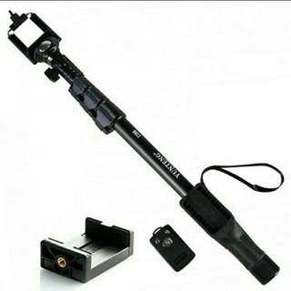 YunTeng Monopod with Bluetooth Shutter