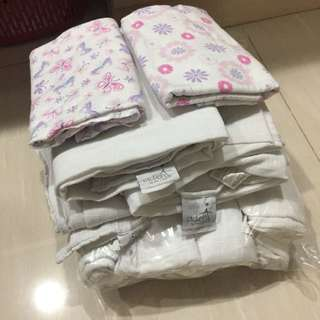 Swaddle & Blanket & Towel