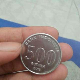 Uang 500