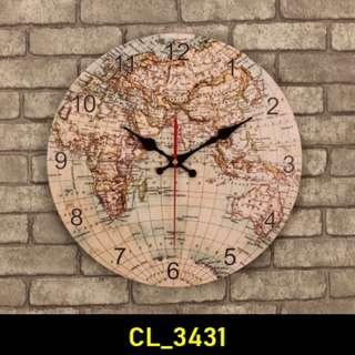 "14"" Wall Clock"