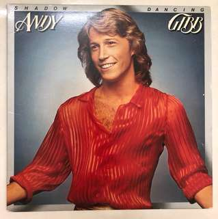 Artist: Andy Gibb; Title: Shadow Dancing; 12 inches LP; 12 Tracks; RSO Record; Made in USA
