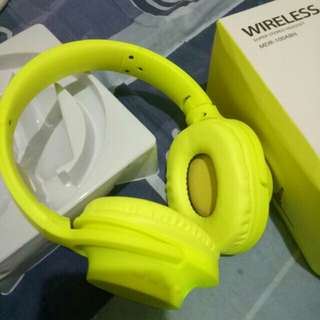 Wireless Super Stereo Headset with Mic