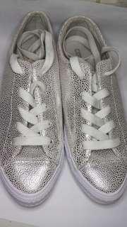 Converse sneaker silver original