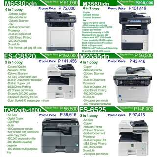 FOR OFFICE OR BUSINESS USE DIGITAL LASER COLOR COPIER PRINTER SCANNER FAX XEROX ZEROX