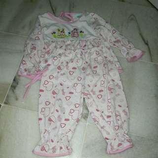 A pair of pyjama