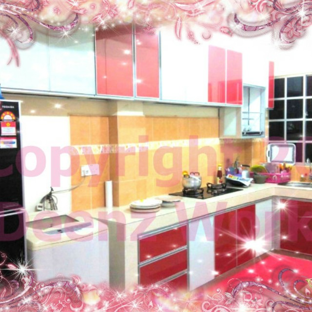 3g Kitchen Cabinet Kabinet Dapur Home Furniture Others On Carou