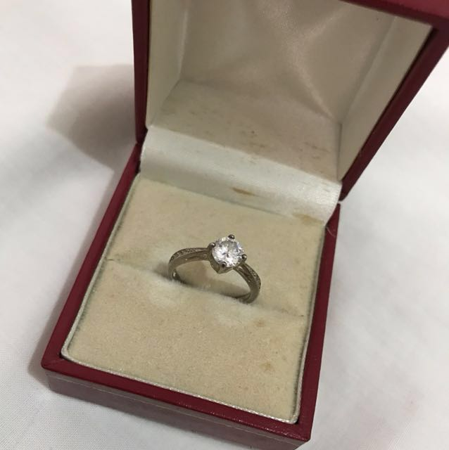 92.5 Silver Ring (repriced)