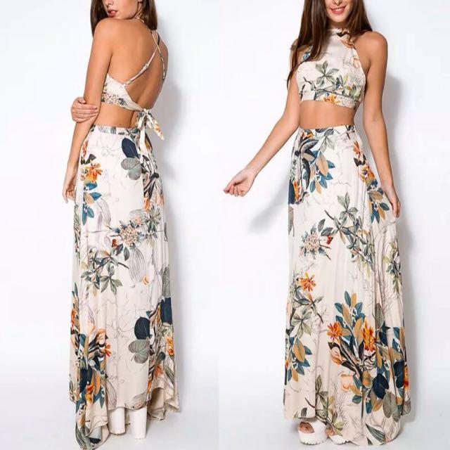 📬💌 Floral Set Wear