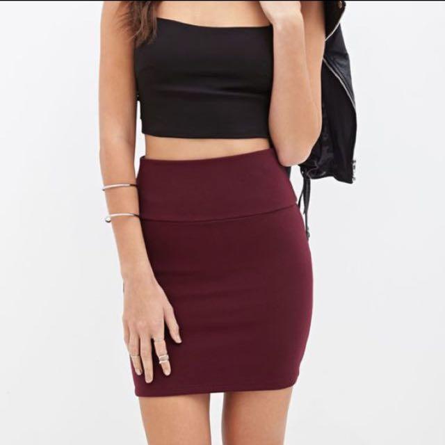 🆕 H&M Bodycon Skirt