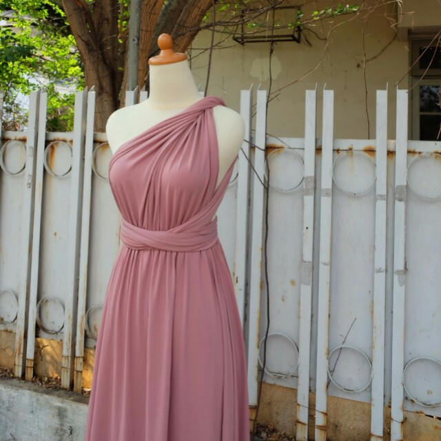 [ NEW ] Convertible Dress