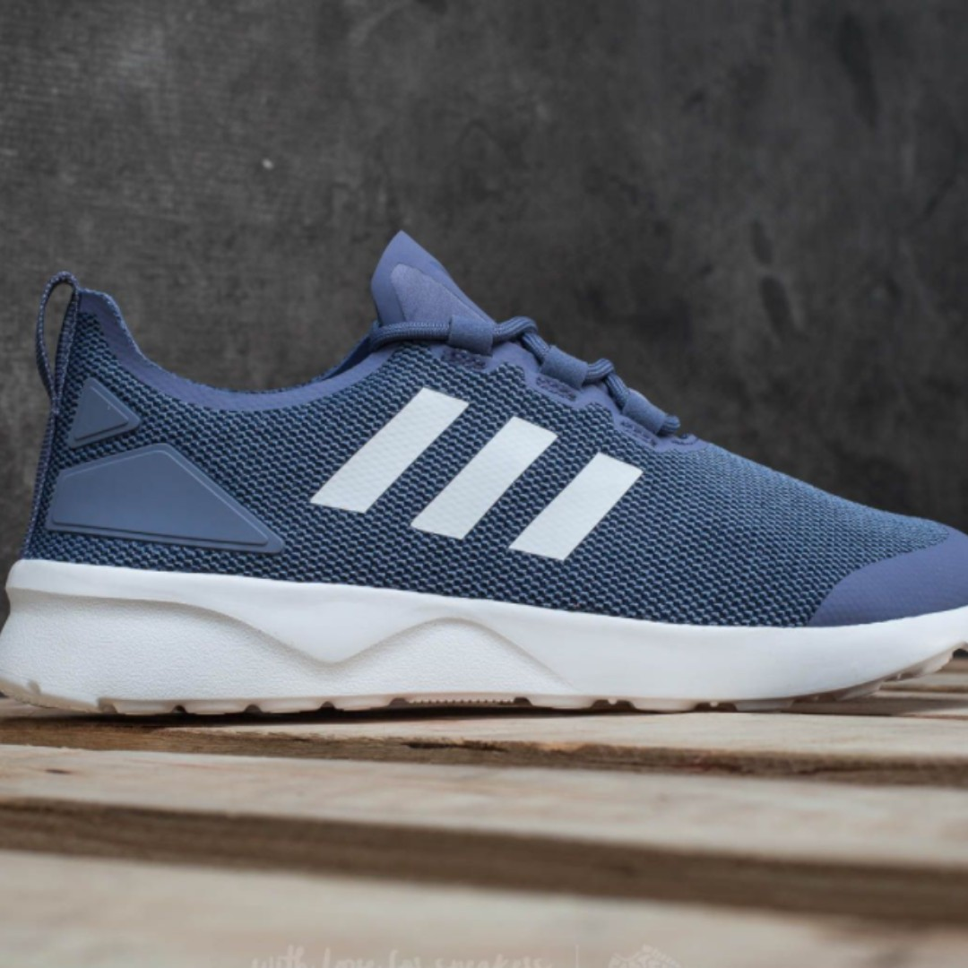 Adidas Flux Verve ZX Blue Size 7.5 Womens