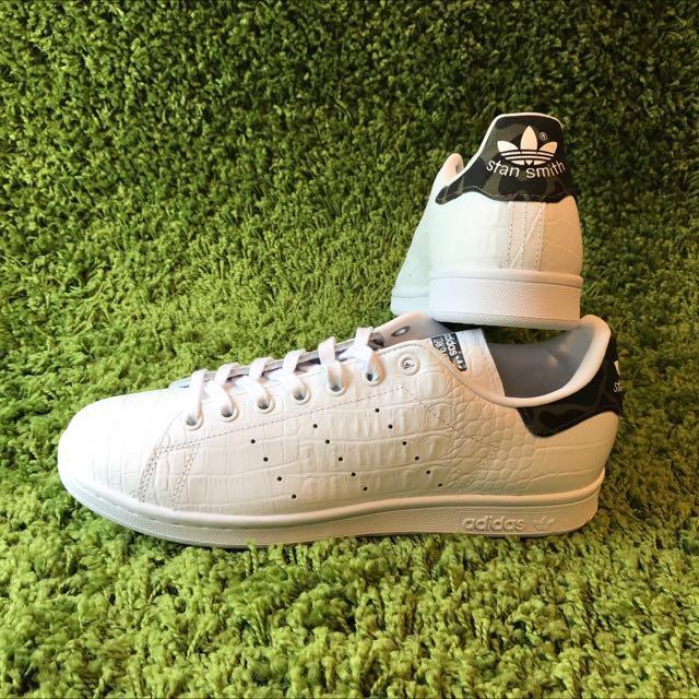 low priced c3bbd d712a Adidas Stan Smith - Croc Camo, Men's Fashion, Footwear on ...