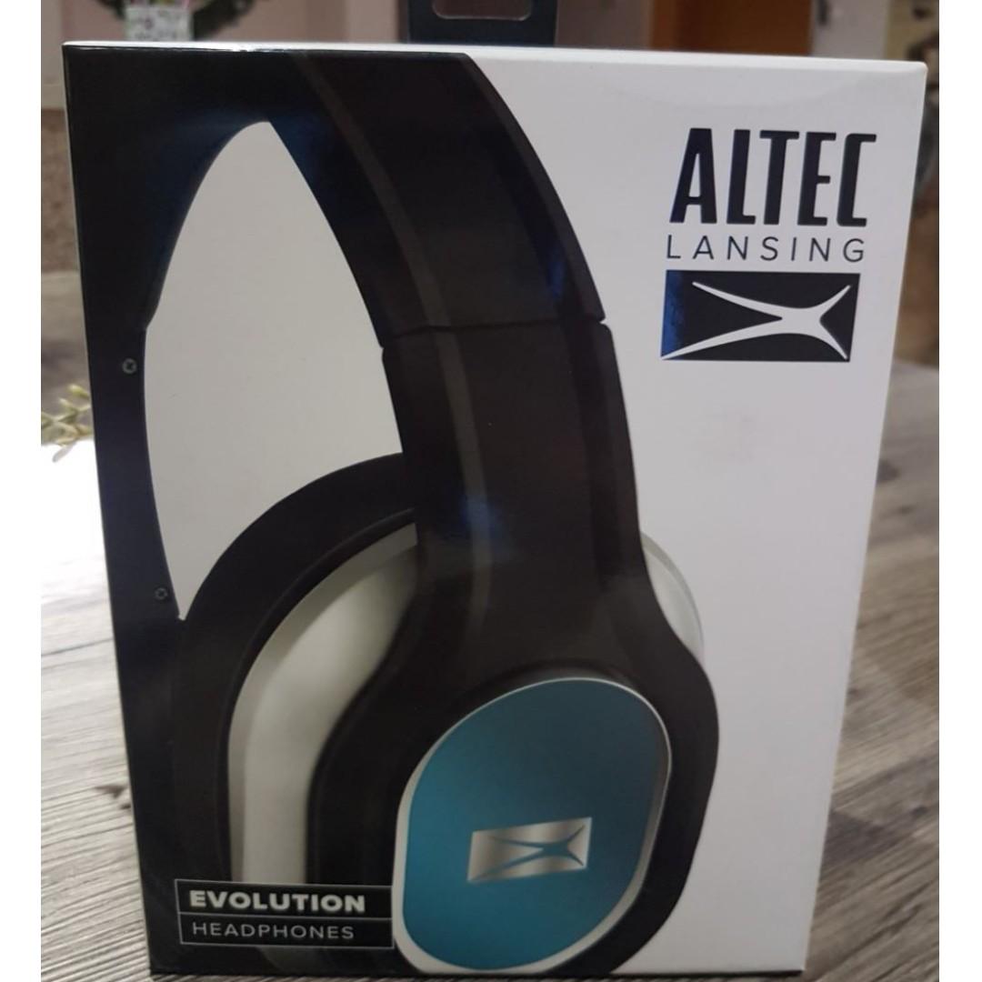 Altec Lansing Evolution MZX656 (Blue)