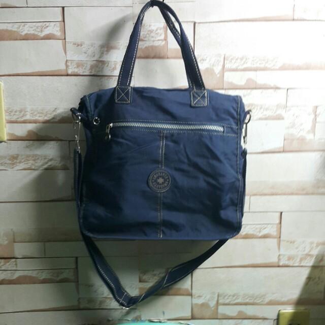 Amaranth hand/sling bag