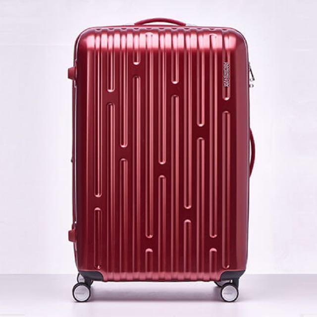 美國旅行者American Touriste 29吋旅行箱 紅