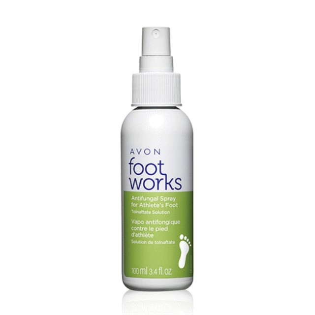 Antifungal Spray for Athlete's Foot