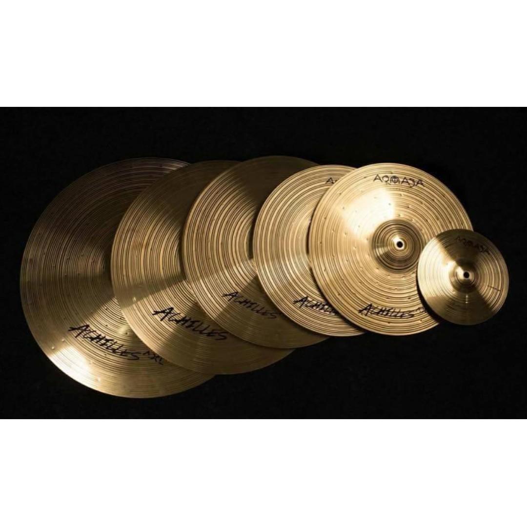 Armada Achilles Cymbal Set