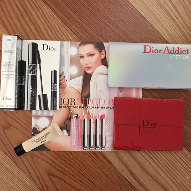 Authentic Dior Luxury Makeup Sample