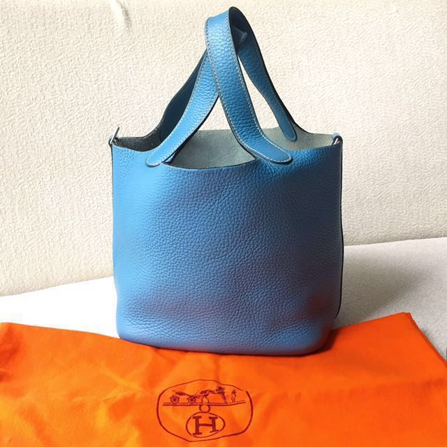 AUTHENTIC HERMES Picotin 18 Bag