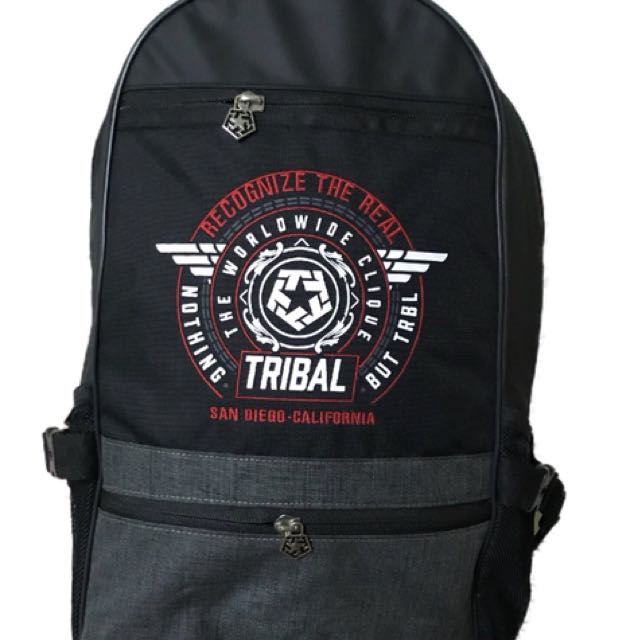 AUTHENTIC Tribal Gear Bag Backpack