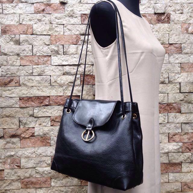 Authentic Vintage Christian Dior Shoulder Bag