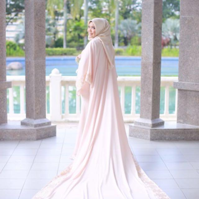Baju Pengantin Sewa Muslimah Fashion Dresses On Carousell