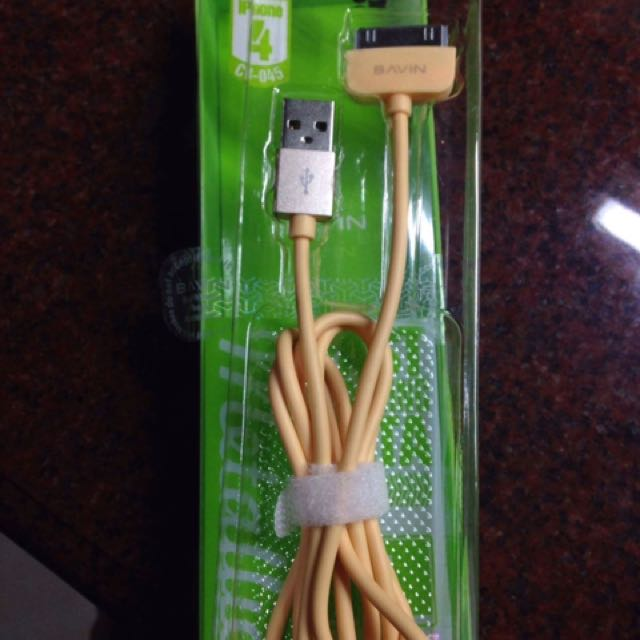 Bavin iPhone 4 Cable