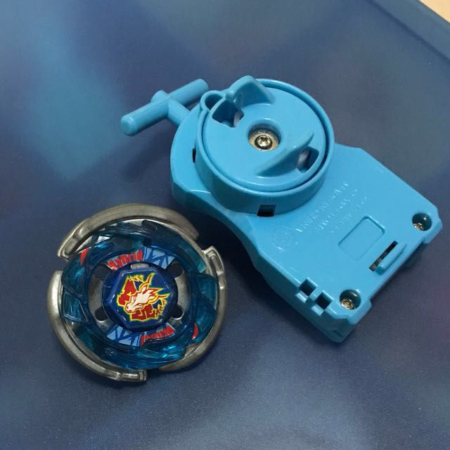 Beyblade -28 Storm Pegasus Metal 4D High Performance Game with Lower Launcher
