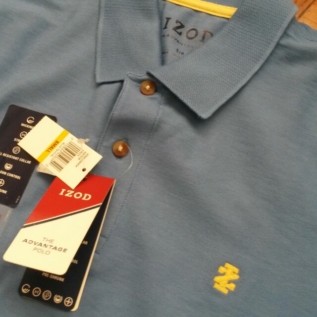 Brand New Izod Polo Shirt