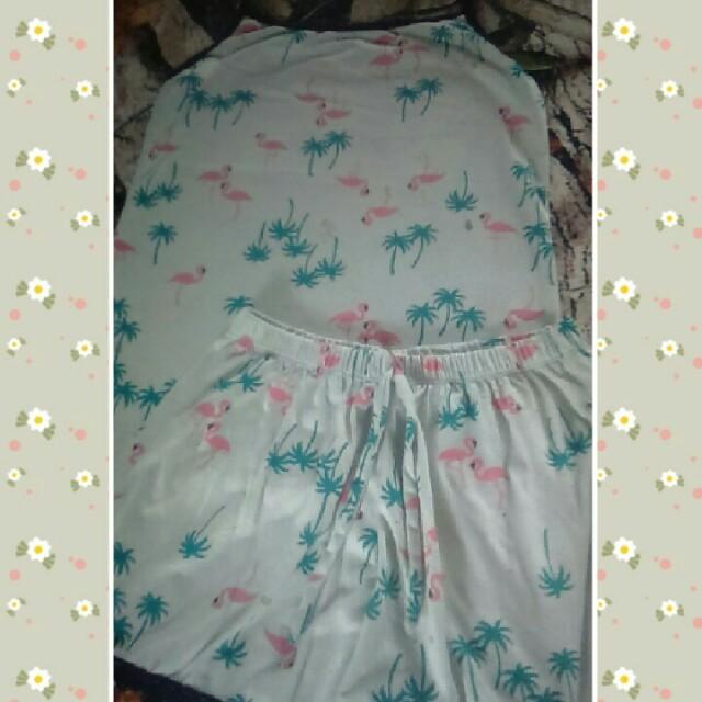 Brand new sleepwear (best fits S)