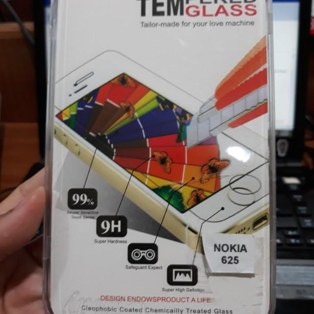 Candy Tempered Glass Nokia Lumia 625
