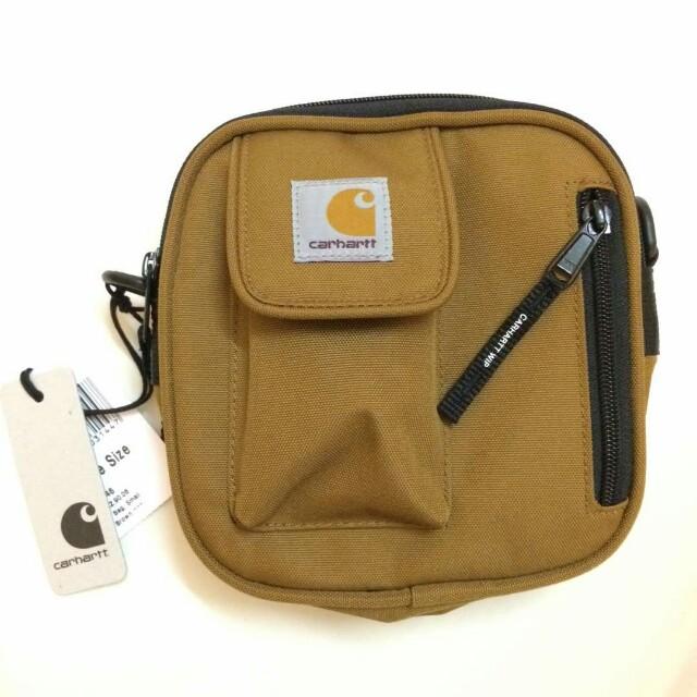 51b76792c Carhartt Essential Small Sling Bag Color  Hamilton Brown