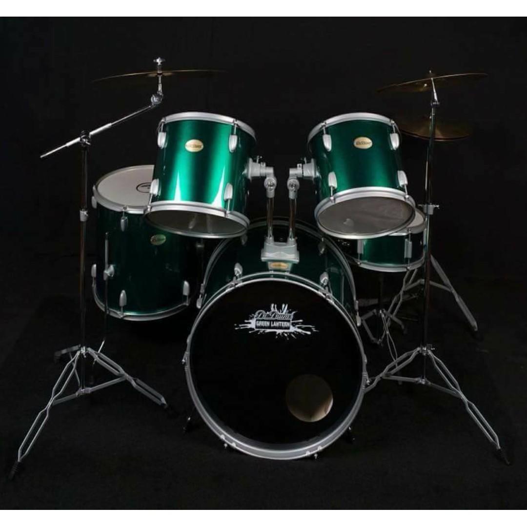 Dr. Drum Drum Set
