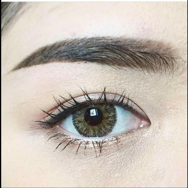 Dreamcolor1 Sonic Brown Softlens