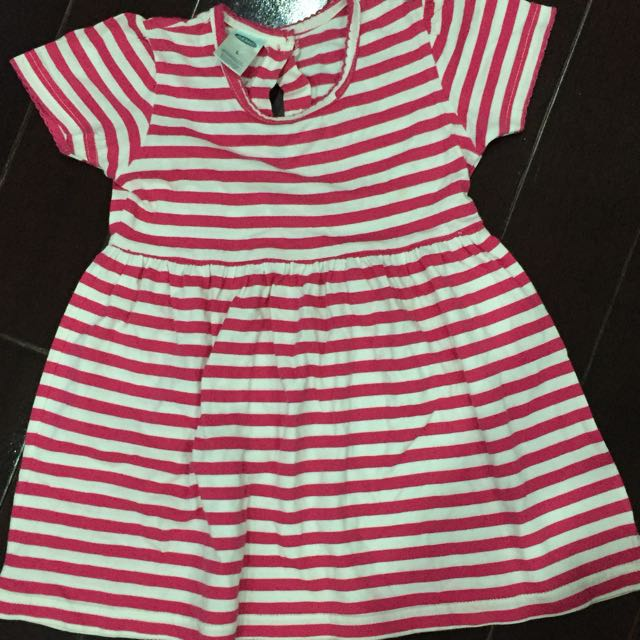 dress old navy size L (12 bulan-24 bulan)