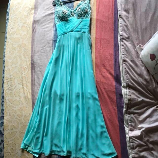 Dress Pesta Tosca