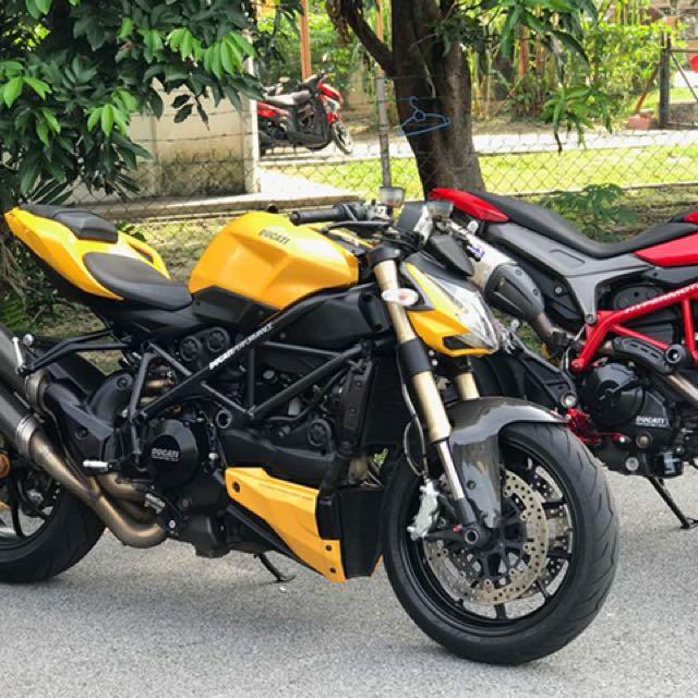 DUCATI STREETFIGHTER 848 Motorbikes On Carousell
