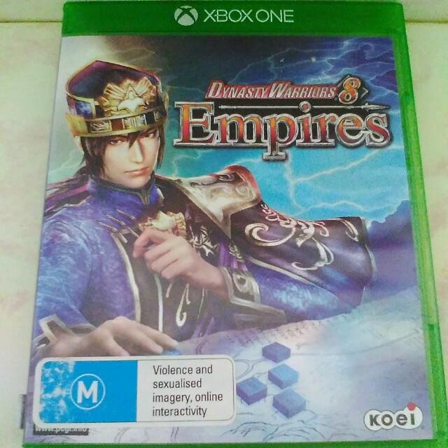 Free postage Dynasty warriors 8 empires
