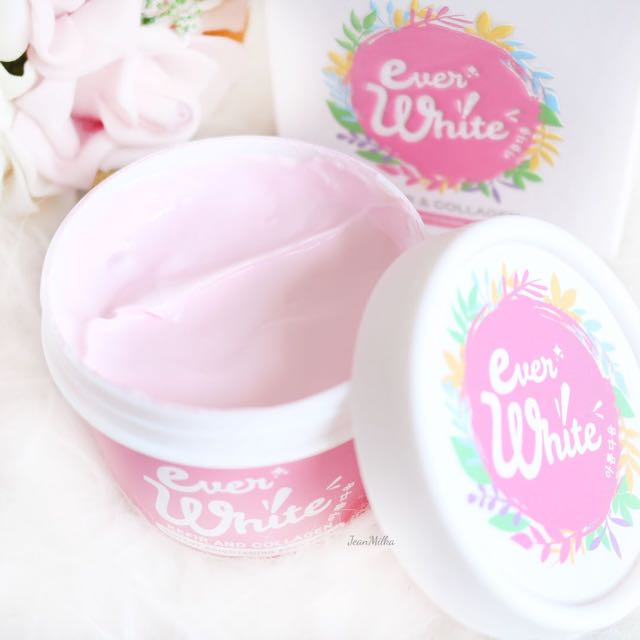Everwhite Whitening Body Cream