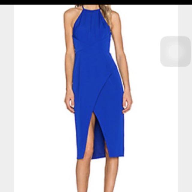 Finders Keepers Halter Dress