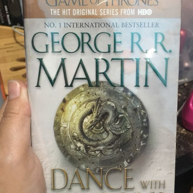 Game of Thrones - A Dance in Dragons