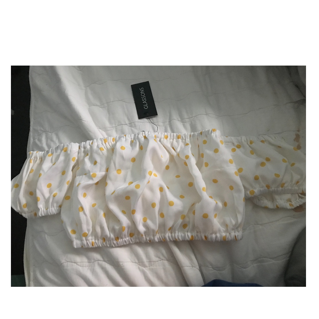 GLASSONS SIZE 8 Crop